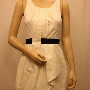 NWT MAX AND CLEO WHITE DRESS Sz6